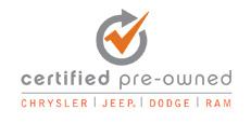 Chrysler Certified