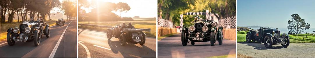 Iconic 1929 Bentley Team Blower