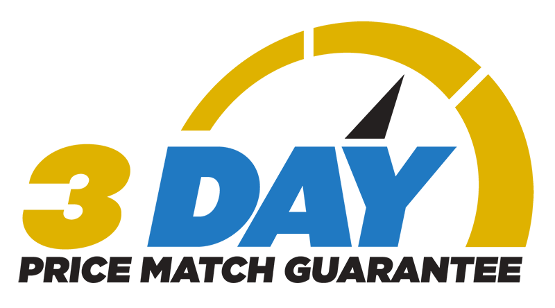 3 Day Price Match