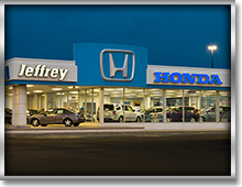 Visit our Honda dealership | Jeffrey Automotive