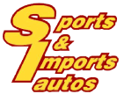 Sports and Imports Logo