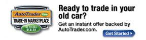 AutoTrader Instant Trade-In Offer