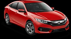 2017 Civic Sedan CVT LX