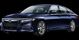 2018 Honda Accord Sedan CVT LX