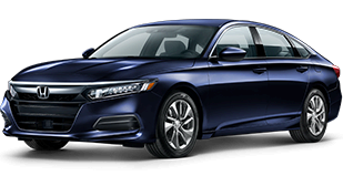 2018 Honda Accord Sedan CVT LX
