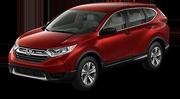 2018 Honda CR-V CVT AWD LX