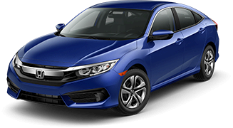 2018 Honda Civic Sedan CVT LX