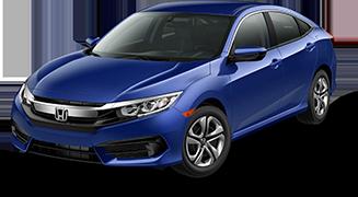 2018 Civic Sedan CVT LX