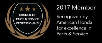 2017 Council of Parts & Service