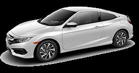 2017 Civic Coupe CVT LX