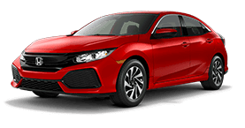 2017 Civic Hatchback CVT LX