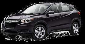 2017 HR-V CVT 2WD LX