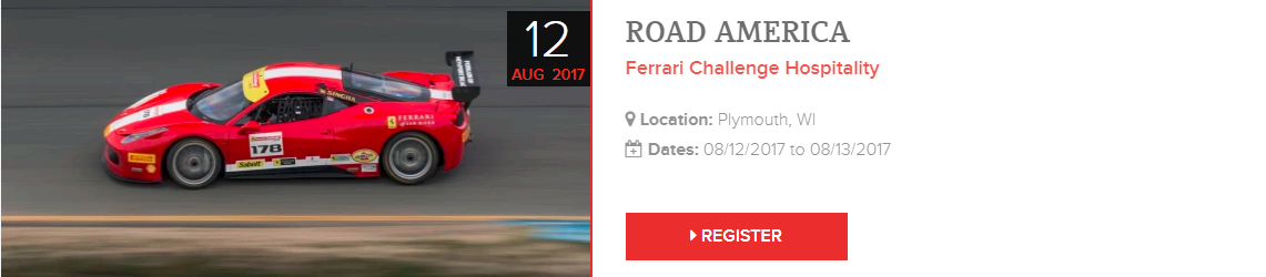 Road America Challenge, Plymouth WI