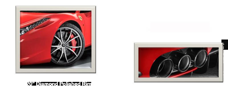 Wide World Ferrari Ferrari Factory Accessories