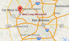 West Loop Mitsubishi San Antonio Tx >> San Antonio Mitsubishi Dealership | Serving New Braunfels ...