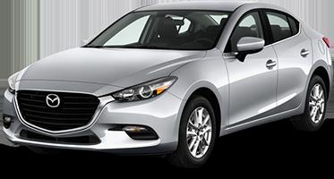2018 Mazda3 4-Door Sport
