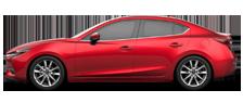 2017 Mazda3 4-Door