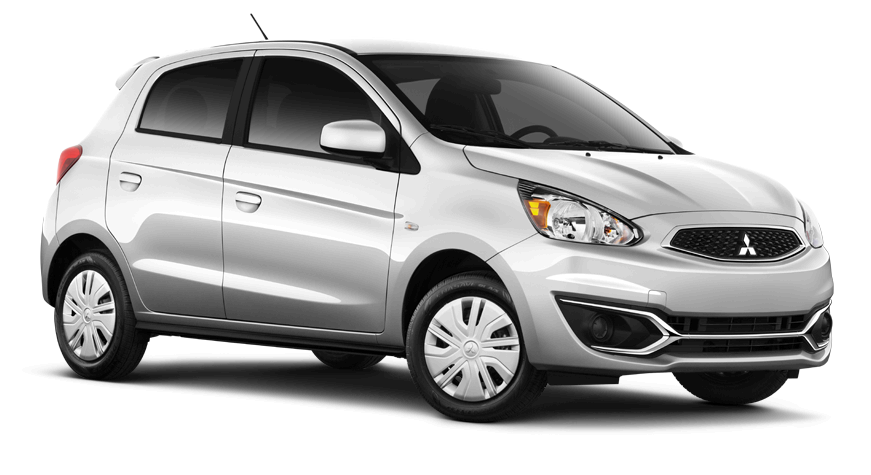 Mitsubishi Mirage Vs Chevy Spark
