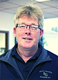 Ken Carlson - Sales