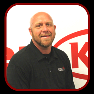 Jeff Woods - General Sales Manager