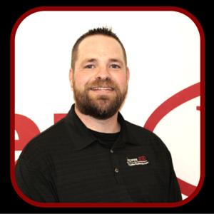 Tim Striegel - Service Manager