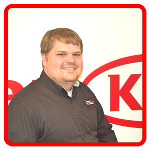 Tucker Wingert - Sales Staff