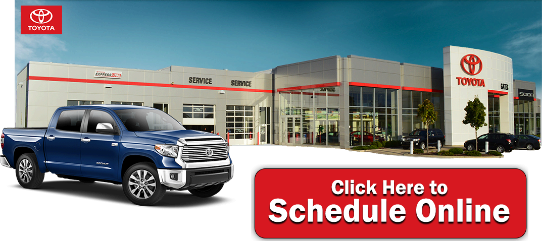 Parts And Service Car Repair Gates Toyota South Bend IN - Toyota dealership hours