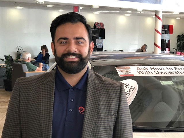 Ourisman Toyota Chantilly >> Meet The Ourisman Chantilly Toyota Staff Toyota Sales Service