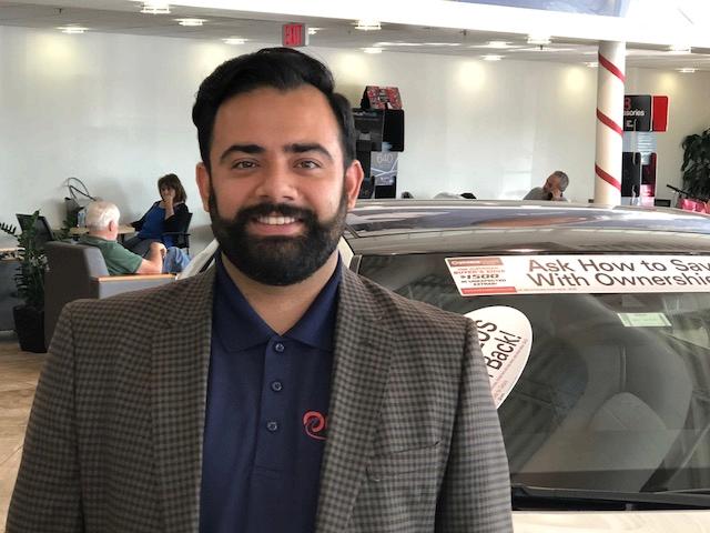 Ashish Sharma - Sales Manager