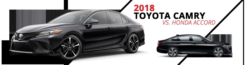 2018 Toyota Camry Vs Honda Accord
