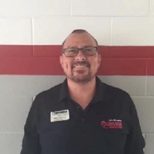 James Rudbeck - Assistant Service Manager