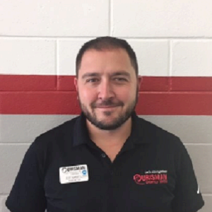 Jeff Nanfelt - Assistant Service Manager