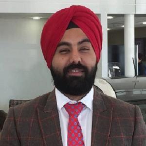 Param Singh - Sales Manager