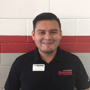 Patrick Cadima - Assistant Service Manager