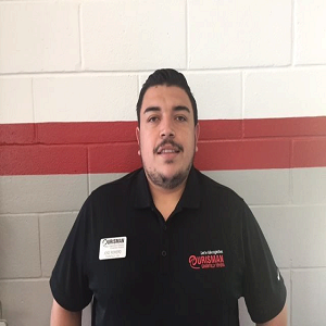 Jose Romero - Assistant Service Manager
