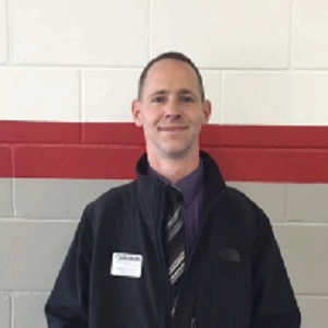 Robert Scott - Assistant Service Manager
