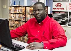 Jarvis Cummings - Service Advisor