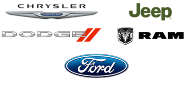 Chrysler Jeep Dodge Ram Ford