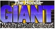 Honda Cars of Bellevue Logo