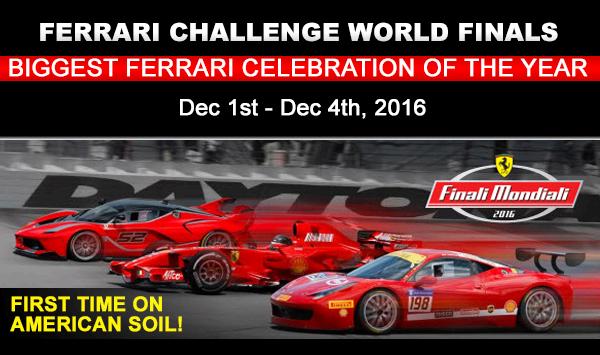 Ferrari finali mondiali 2016