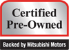 Mitsubishi Certified Pre-Owned