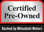 Mitsubishi CPO Logo
