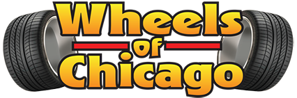 Ruedas de Chicago Logo