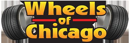 Ruedas de Chicago Logo