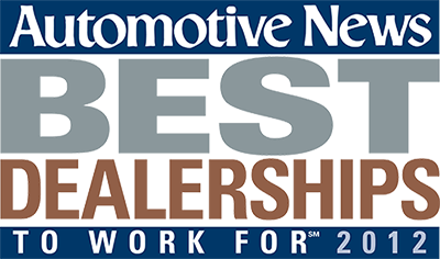 Automotive News - Beast Dealerships to Work for 2012