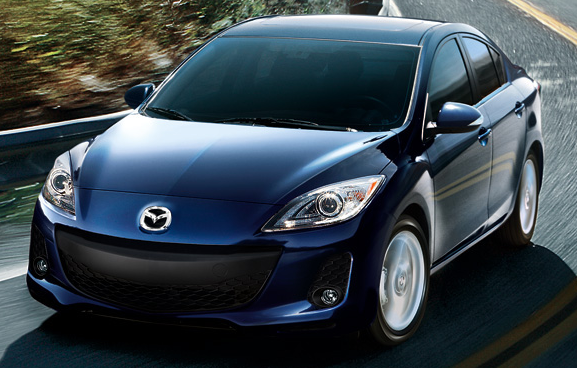 Image Gallery 2013 Mazda 4