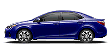 Chatham Parkway Toyota Corolla 2016