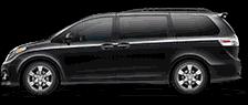 Chatham Parkway Toyota Sienna 2016