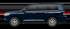 Chatham Parkway Toyota Land Cruiser 2016