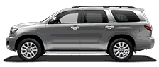 Chatham Parkway Toyota Sequoia 2016